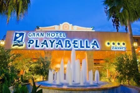 Playabella Spa Gran Hotel. Irconniños.com