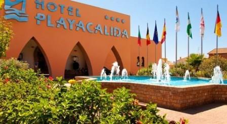 Playacálida Spa Hotel. Irconniños.com