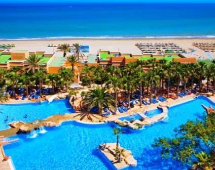Playacapricho Hotel. Irconniños.com