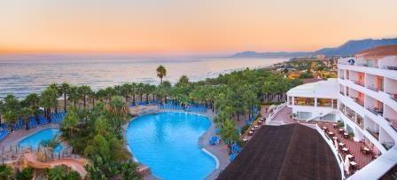 Marbella Playa Hotel. Irconniños.com