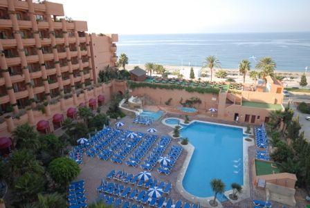 Almuñecar Playa Spa Hotel. Irconniños.com