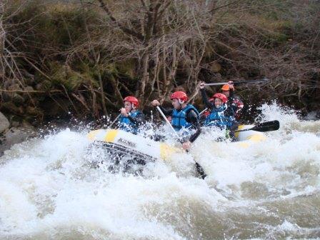 Rafting en Cantabria y Asturias. Irconniños.com