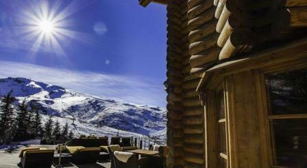 El Lodge, Ski & Spa. Irconniños.com