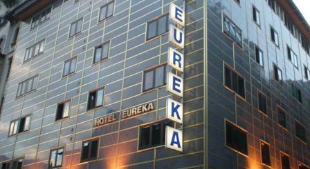 Hotel Eureka. Irconniños.com