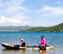 Alquiler de kayaks para paseo y pesca. Irconniños.com