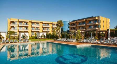 Hotel Spa Galatea. Irconniños.com