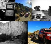 Rutas 4x4 en Desert Experience. Irconniños.com