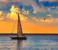 Navegacion en velero en familia. Irconniños.com