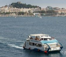 Barco y Bus turístico por Cartagena. Irconniños.com