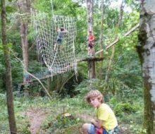 Selva Asturiana, aventura en Llanes. Irconniños.com